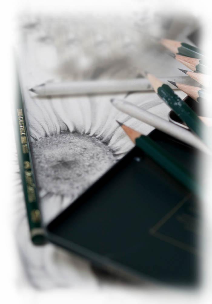 encajando un dibujo